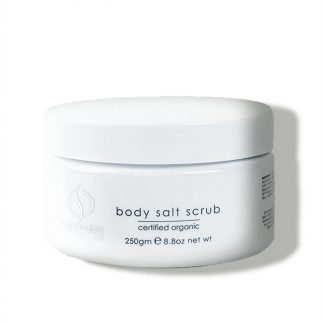 Organic Spa Body Salt Scrub