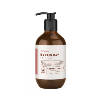 Byron Bay Skincare Cream Cleanser